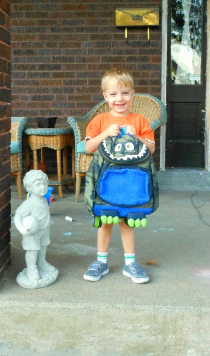 Grant's First Dayedited